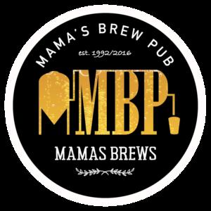 Mamas brew pub logo